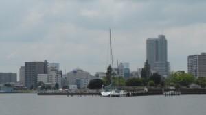 霞ケ浦からの風景1