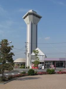 茨城県行方市虹の塔