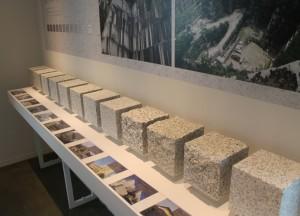 稲田石の種類