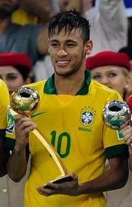 FCバルセロナ所属・ブラジル代表エースストライカーのネイマール