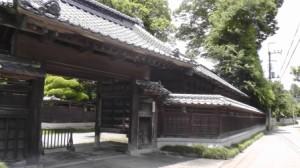 郷乃誉酒蔵の入口