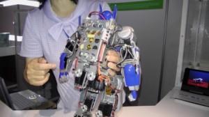 産総研のロボット4