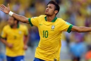 ブラジル代表ネイマール選手