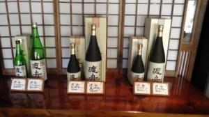 日本酒渡船