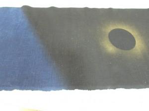 藍味を帯びた独特の黒色が特徴の水戸黒2