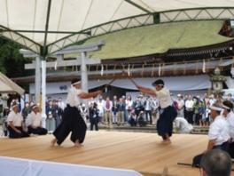 鹿島古武道