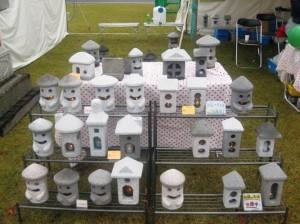 いばらきストーンフェスティバル2014外灯