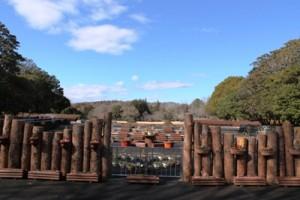 茨城県植物園ではさまざまなイベントが行われています。