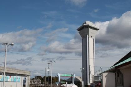 霞ヶ浦ふれあいランド虹の塔