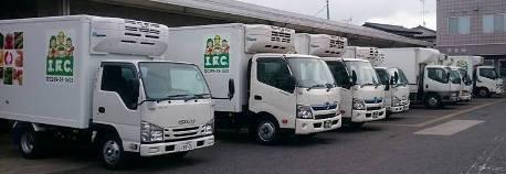 株式会社アイ・エフ・シーのトラック