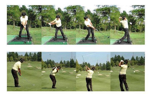 なぜ私のような「ゴルフに向いていなかった」ただの勤め人が、たった2年で、シングル入りを果たすことができたのか? それは・・・・ある法則を知ってしまったからなんです。ゴルフゲームを簡単にする法則を知ってしまったからなんです。たったそれだけなんです。