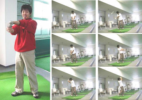 【たった2つのコツ】で本当に100が切れるのか?と疑問に思うかもしれません。でも実際にそんなコツがあるんです。事実、2つのコツを実践した多くの人は、簡単にゴルフの上達を手に入れ、今では楽しいゴルフをしているのです。ここで説明している「ゴルフ上達の手順」そして「ゴルフが上達しない練習パターン」を読めば誰でもゴルフは簡単に、そして確実に上達するということが理解できます。